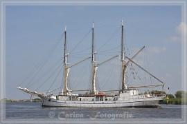Grossherzogin Elisabeth - ein großes Schiff
