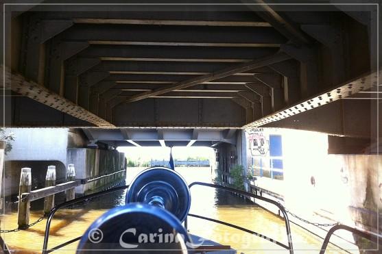 Kruiswaterbrug - unter der A7